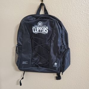 Clippers NWT Black Backpack